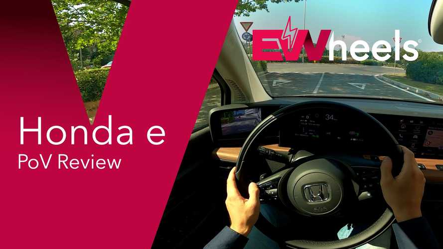 Honda e, Less is More? Test Drive POV