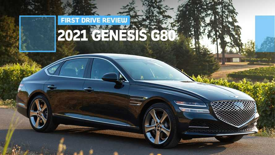 2021 Genesis G80 First Drive Review: Game Changer