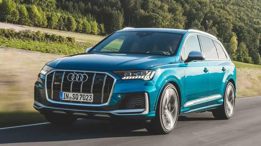 Audi SQ7 (2020) im Test