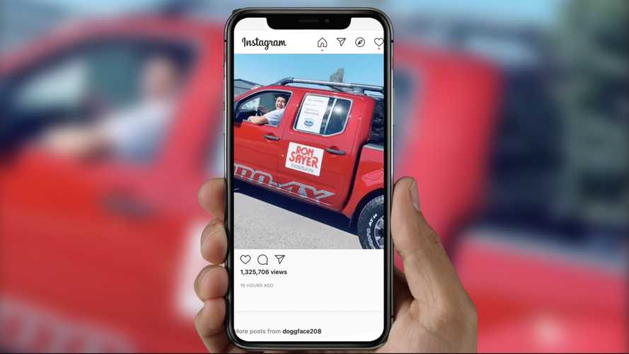 Ocean Spray Buys New Truck For TikTok User Who Took Juice Viral
