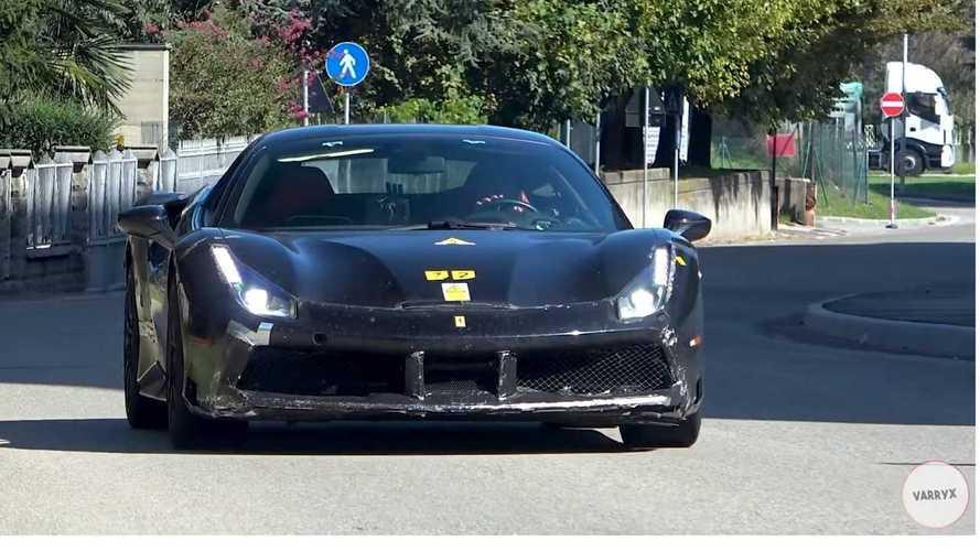 Ferrari poursuit le développement de ses hybrides