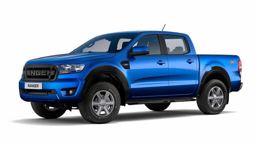 Ford Ranger Gets Off-Road Appearance Package, But Only In Brazil