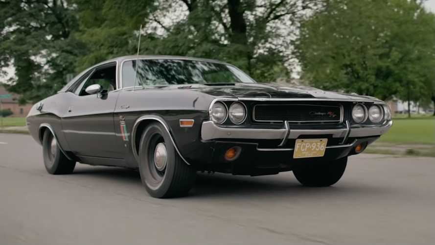 1970 Dodge Challenger With Rare Spec Entered Into Library of Congress