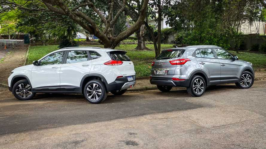 Semana Motor1.com: Tracker vs. Creta, flagra do Honda City e Kicks e mais