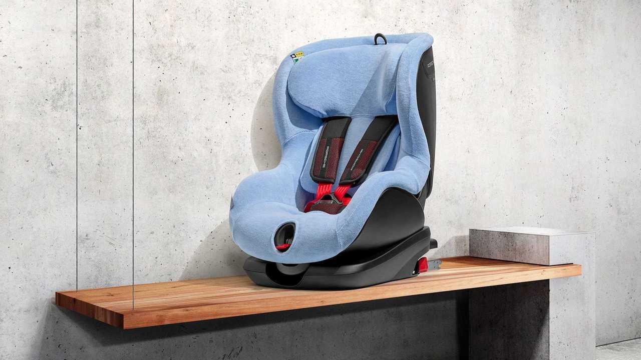 Porsche Kid Seat i-Size Blue