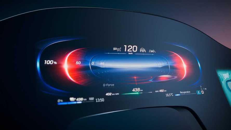 Lo schermo da 56'' non è tutto: il video sugli interni della Mercedes EQS