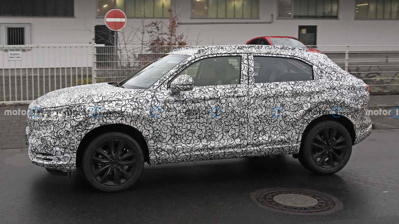 Honda HR-V 2022 fotos espía