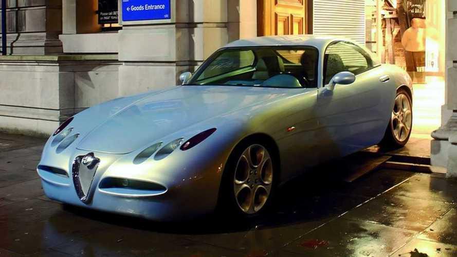 Concept oublié - Alfa Romeo Nuvola (1996)