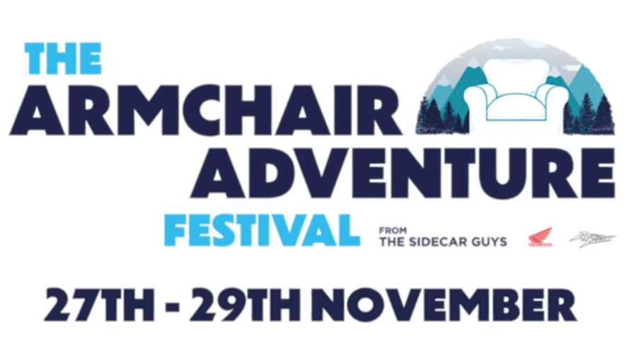 The Winter 2020 Armchair Adventure Festival Starts November 27
