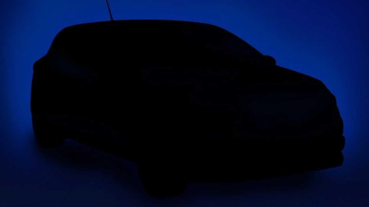 2021 Dacia Sandero teaser