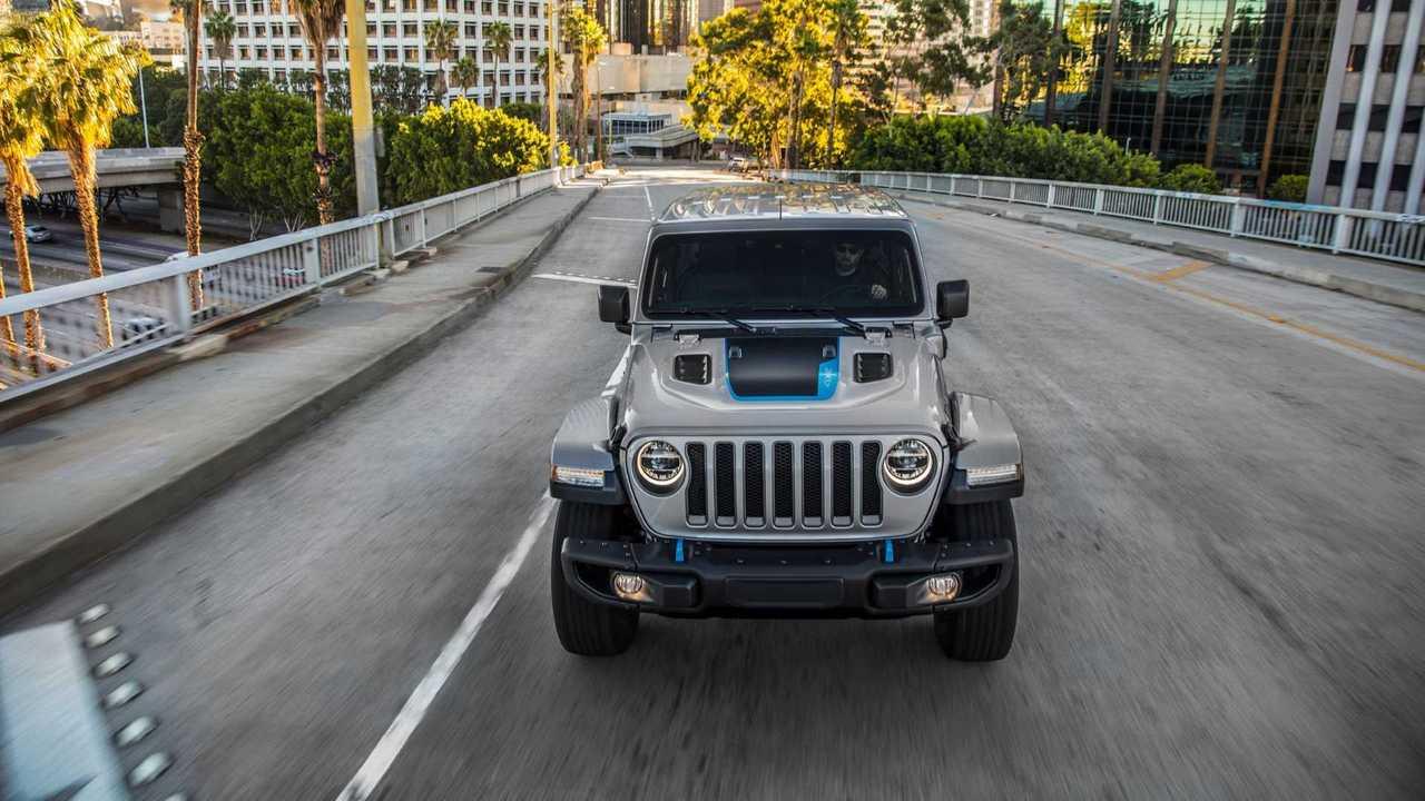 Jeep Wrangler 4xe (2020)