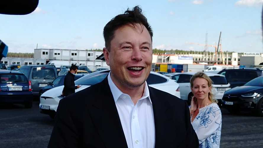 Musk says German Tesla Model Y will be 'radical redesign of building a car'
