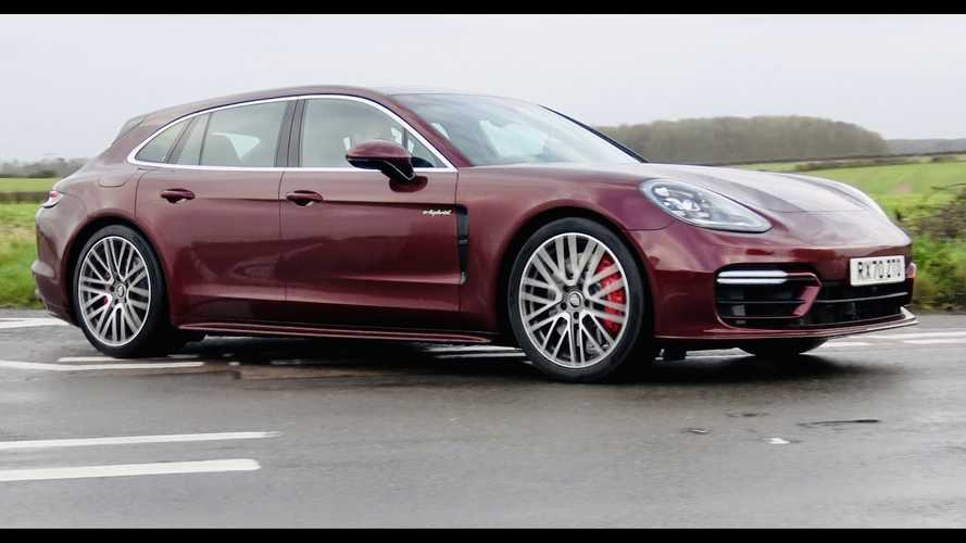 Reviewer Asks If Porsche Panamera PHEV Is A Worthy Taycan Alternative