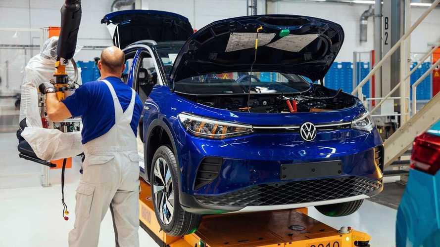 Volkswagen anuncia que não vai mais desenvolver novos motores a combustão