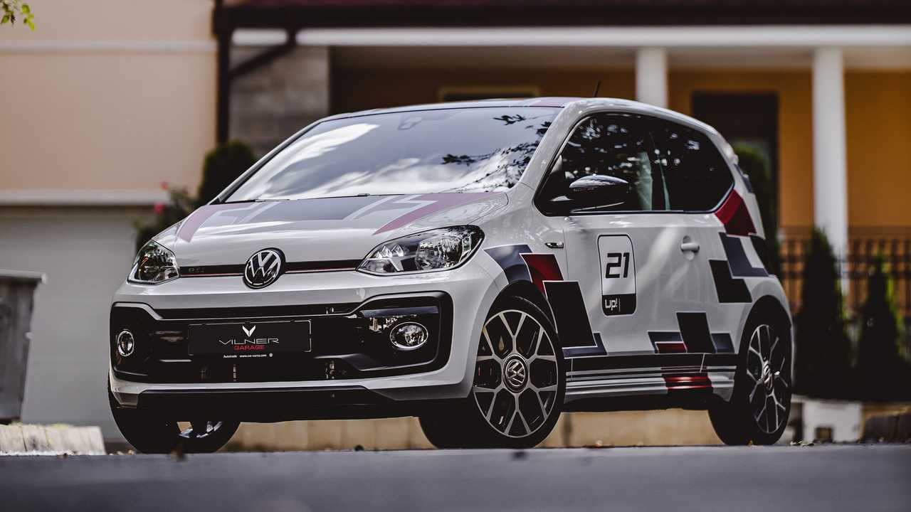 Volkswagen up! GTI by Vilner Garage