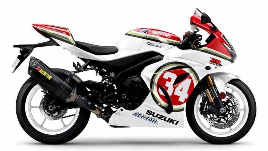 2021 Suzuki GSX-R1000R Legends Editions