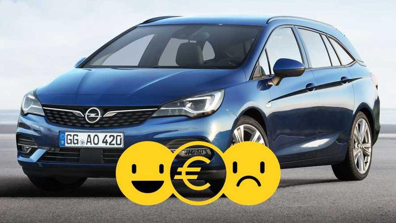 Copertina Promo Opel Astra Sports Tourer 2020 settembre
