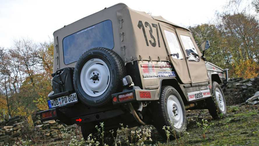 Volkswagen Iltis (1978-1988)