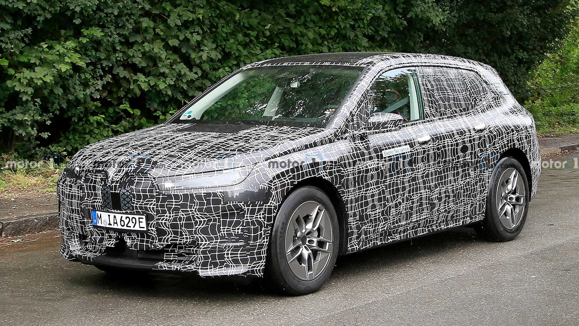 BMW iX Fully Electric SUV To Top $100,000: Report