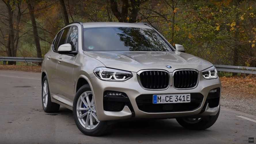 Autogefühl Tests The BMW X3 xDrive30e