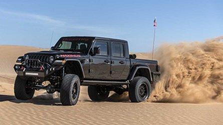 5 salvajes y geniales pick-up que suman 3.700 CV de potencia