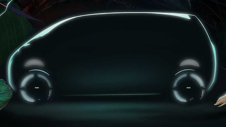 Mini Vision Urbanaut Concept Teased Ahead Of Tomorrow's Reveal