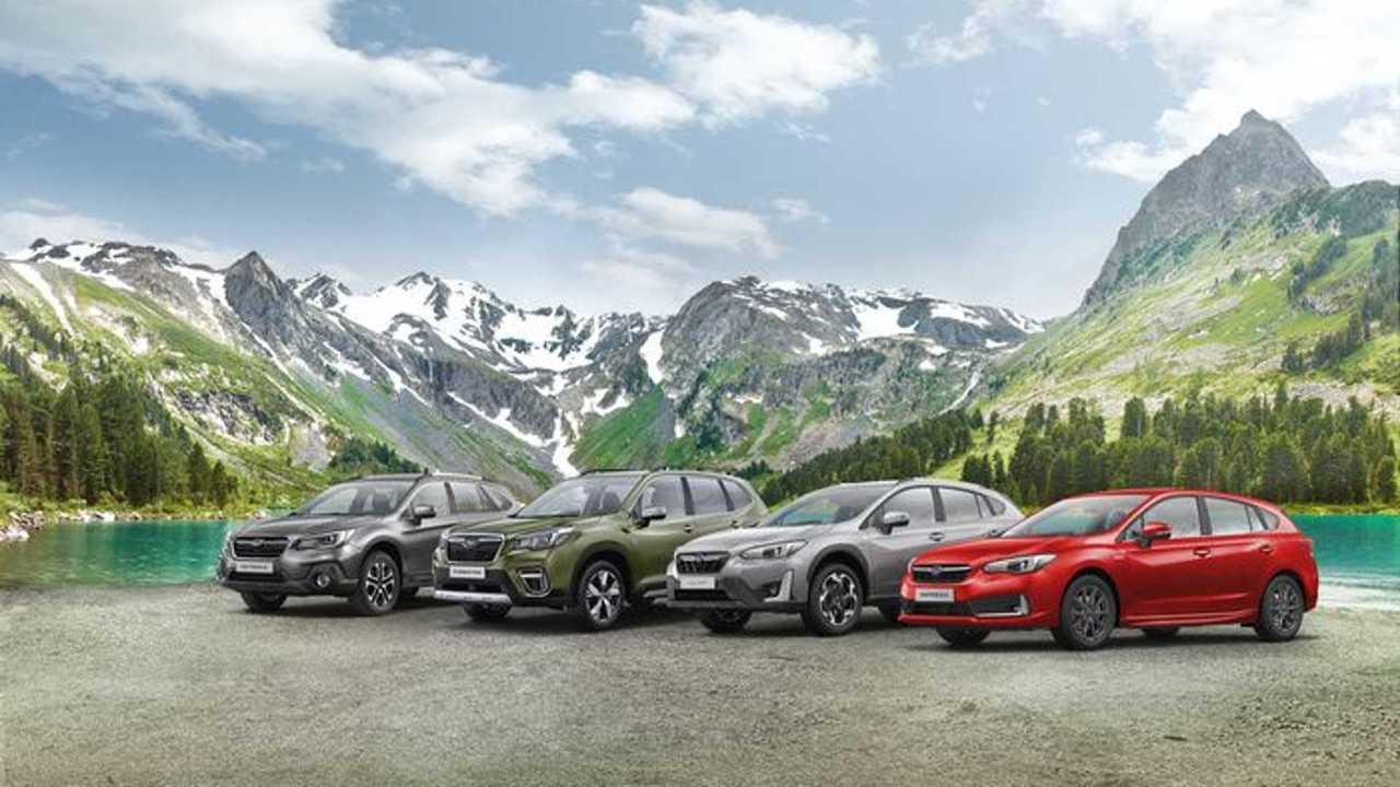 Subaru-Rabatte (Bildquelle: Subaru)