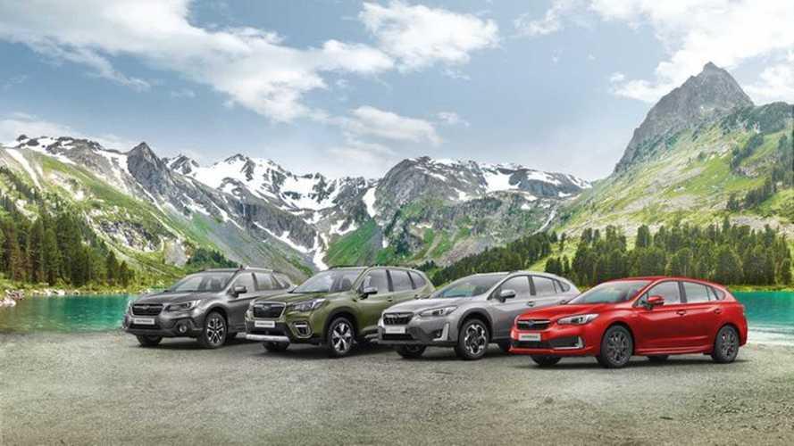 """Subaru gewährt """"Mehr-drin-Bonus"""" von bis zu 6.000 Euro"""