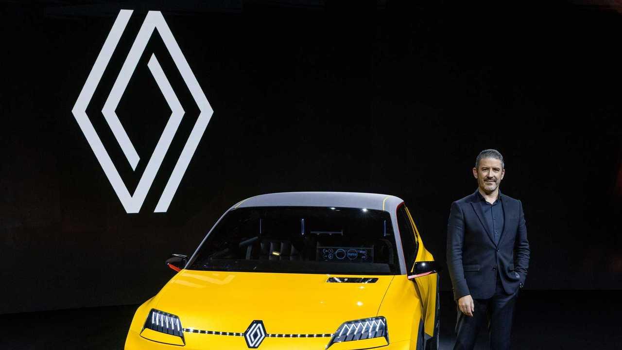 Renault рассказала все про свой «ренолюционный» логотип