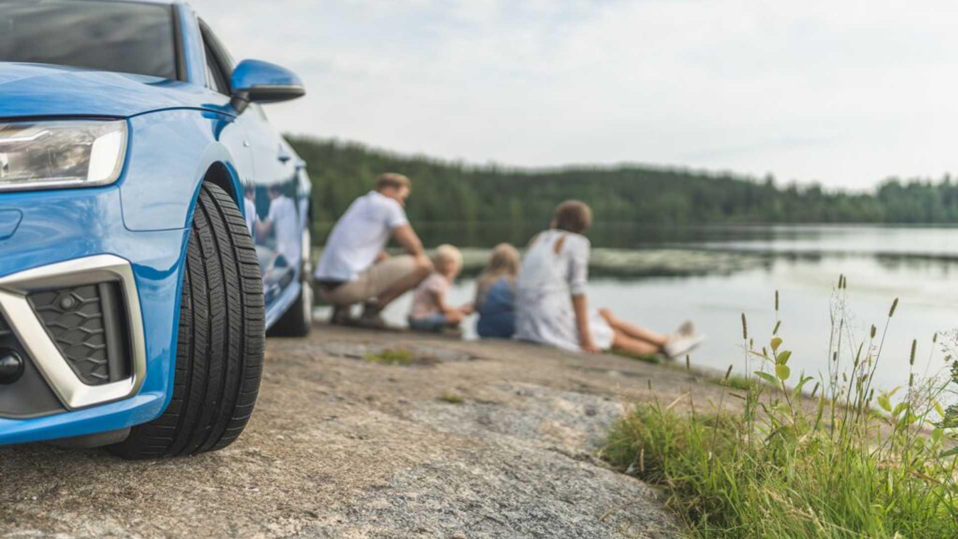 Ожидаемый срок службы всесезонных шин Nokian One составляет 80000 миль