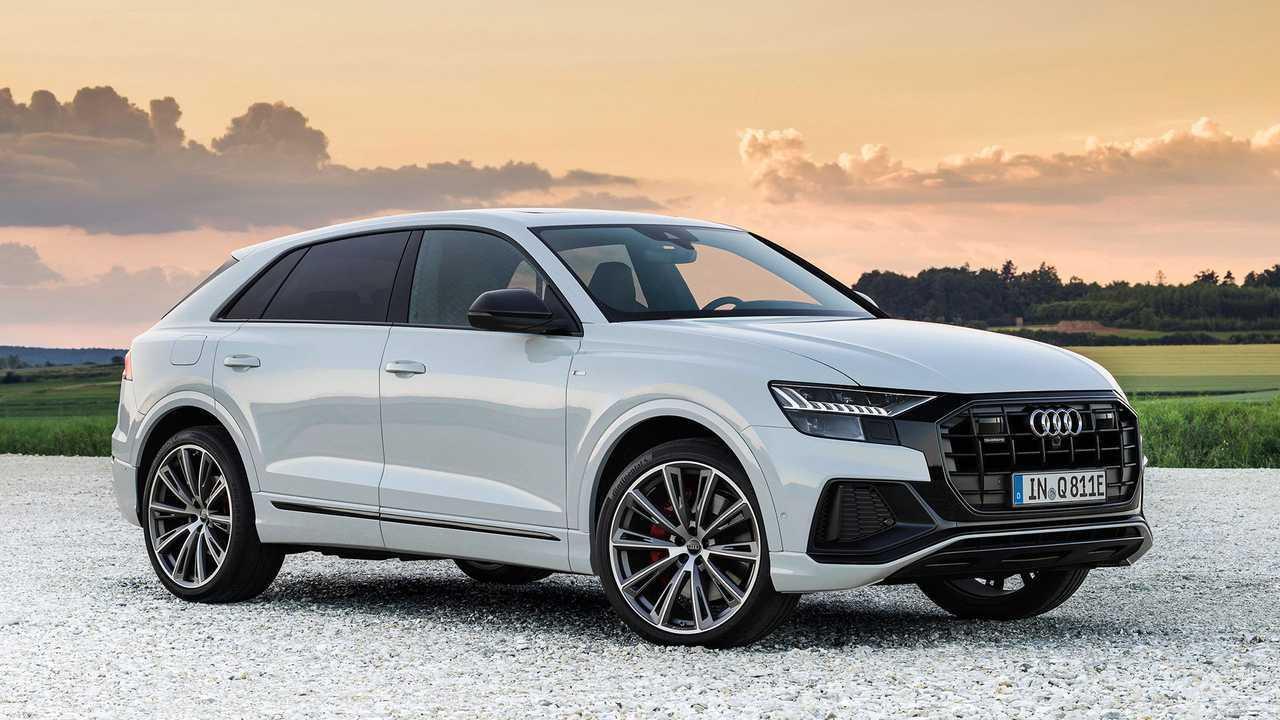 Audi Q8 TFSI e quattro (2020)