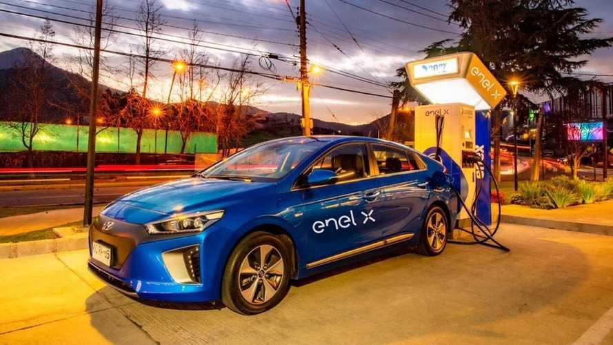 Enel X inaugura corredor de carregamento 100% elétrico da Argentina ao México