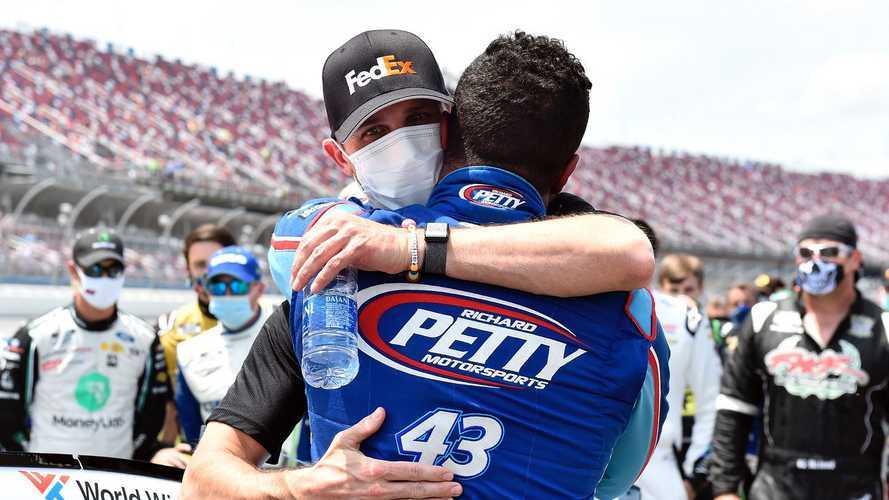 Denny Hamlin, Michael Jordan To Start NASCAR Team For Bubba Wallace