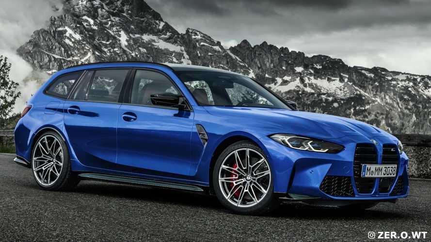 Estos 10 familiares deportivos esperan la llegada del BMW M3 Touring