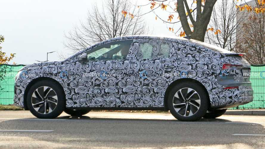 Audi Q4 E-Tron And Q4 E-Tron Sportback Spy Photos