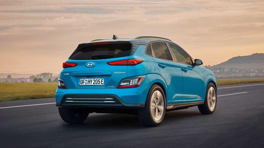 Hyundai, Kore'de elektrikli Kona üretimini sonlandırdı