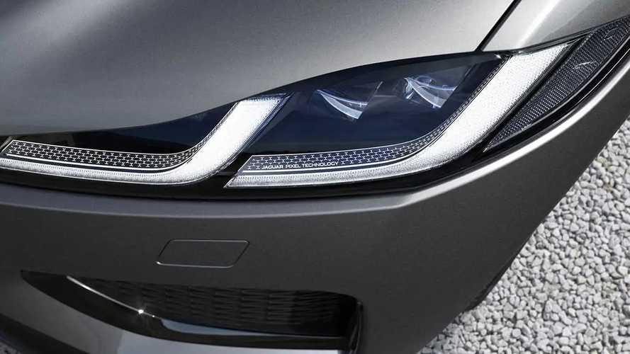 Scheinwerfer von Jaguar Land Rover