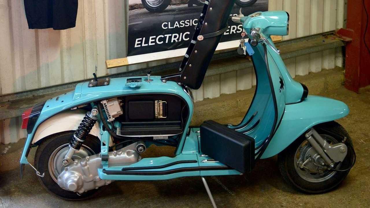 Il retrofit elettrico di moto e scooter
