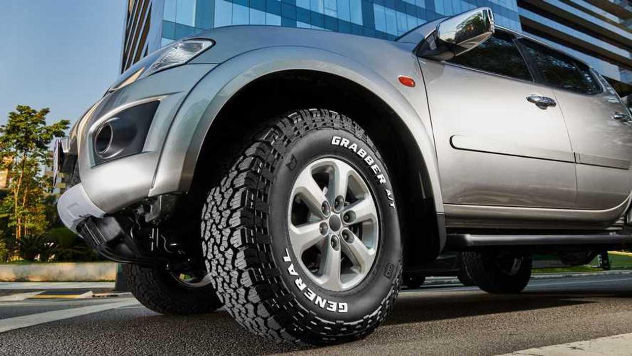 General Tire Grabber A/TX
