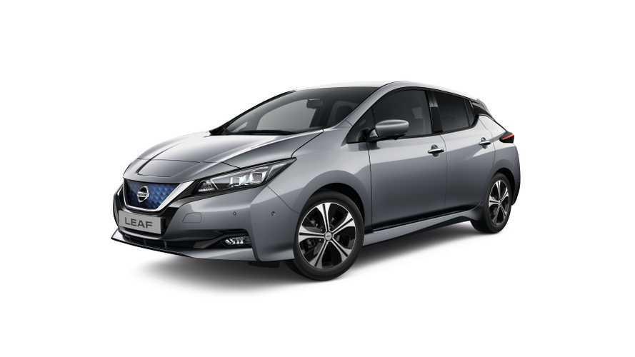 Nissan Leaf, i prezzi e le novità del model year 2020