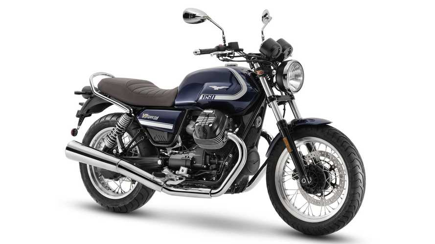 2021 Moto Guzzi V7 Now Armed With 65-Hp, 850cc V-twin