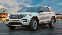2021 ford explorer new trims