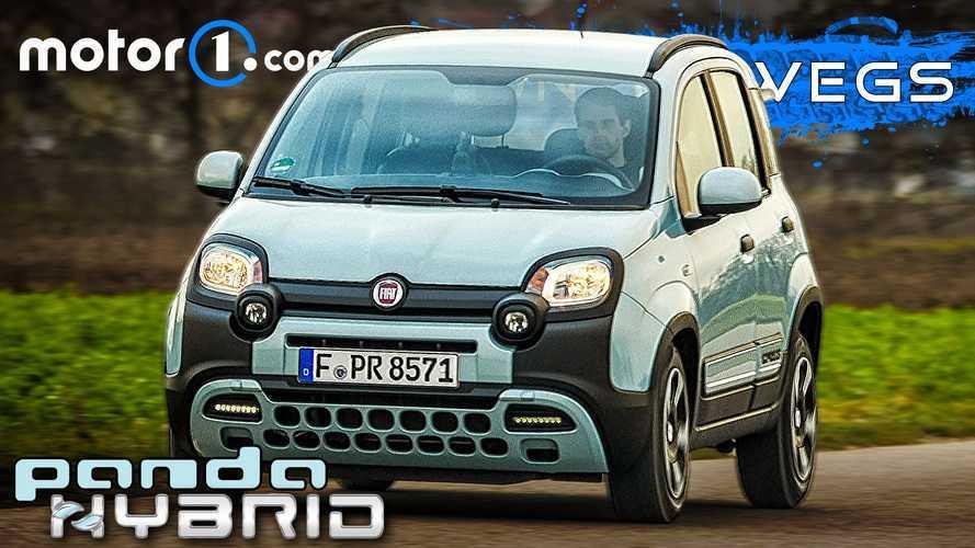 Video: Fiat Panda Hybrid im Test - Wer soll den bloß kaufen?
