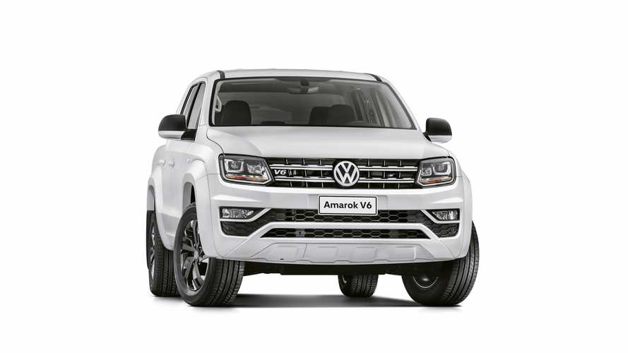 VW Amarok Highline V6 2021