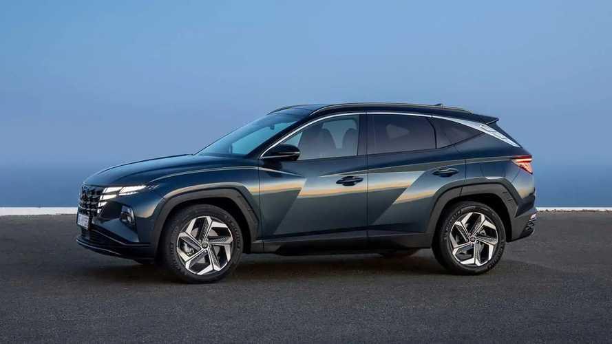Yeni 2021 Hyundai Tucson Detaylı Görüntüleri (Aralık 2020)