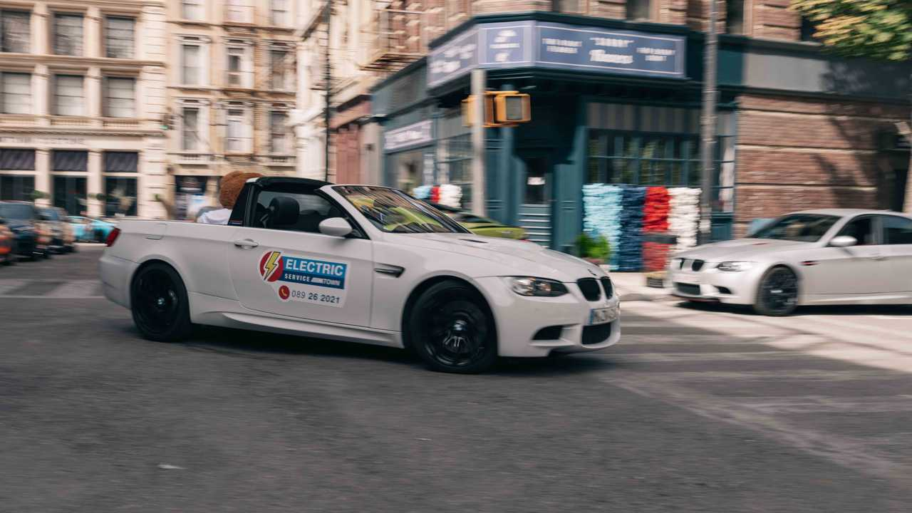 2011 BMW M3 pickup concept