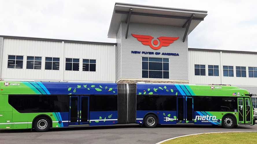 The U.S.' Largest EV Bus Fleet Is Coming To St. Louis