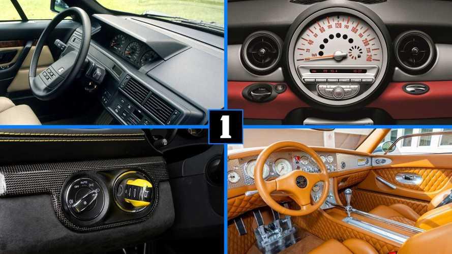 6 автомобильных брендов, которые можно опознать всего по одной детали