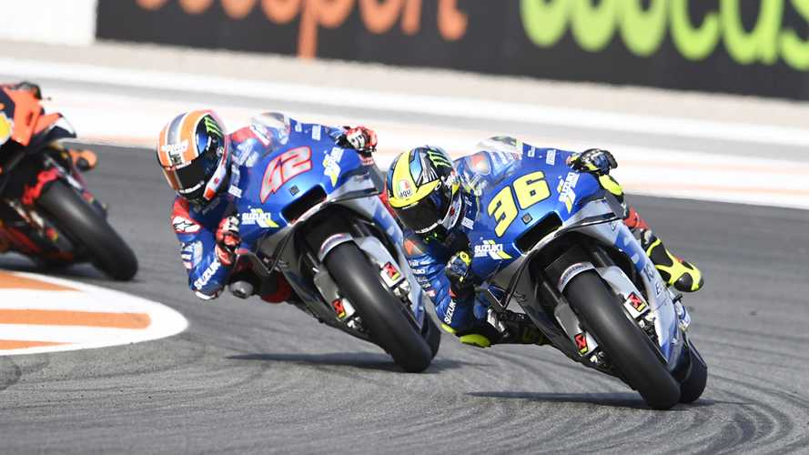 MotoGP: Mir trionfa nel GP d'Europa ed ipoteca il Mondiale