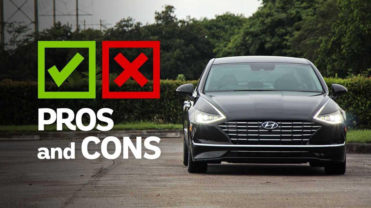 Hyundai Sonata Hybrid Pros And Cons